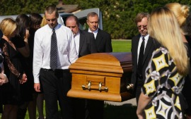 Simple Disposition / Graveside Service   Haywards Funerals