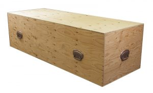 Shipping Box - Casket | Haywards Funerals